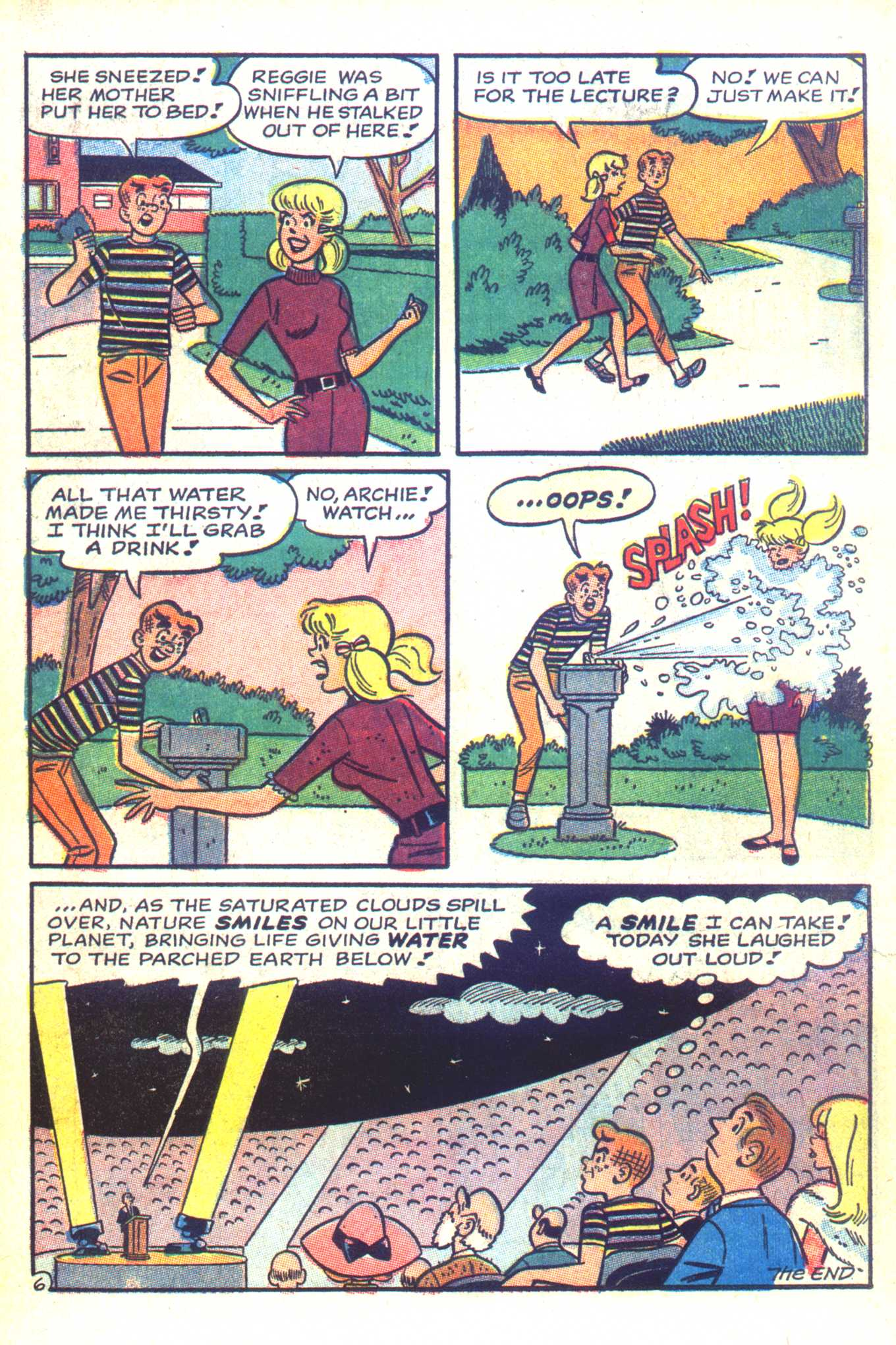 Read online Archie's Girls Betty and Veronica comic -  Issue #131 - 18