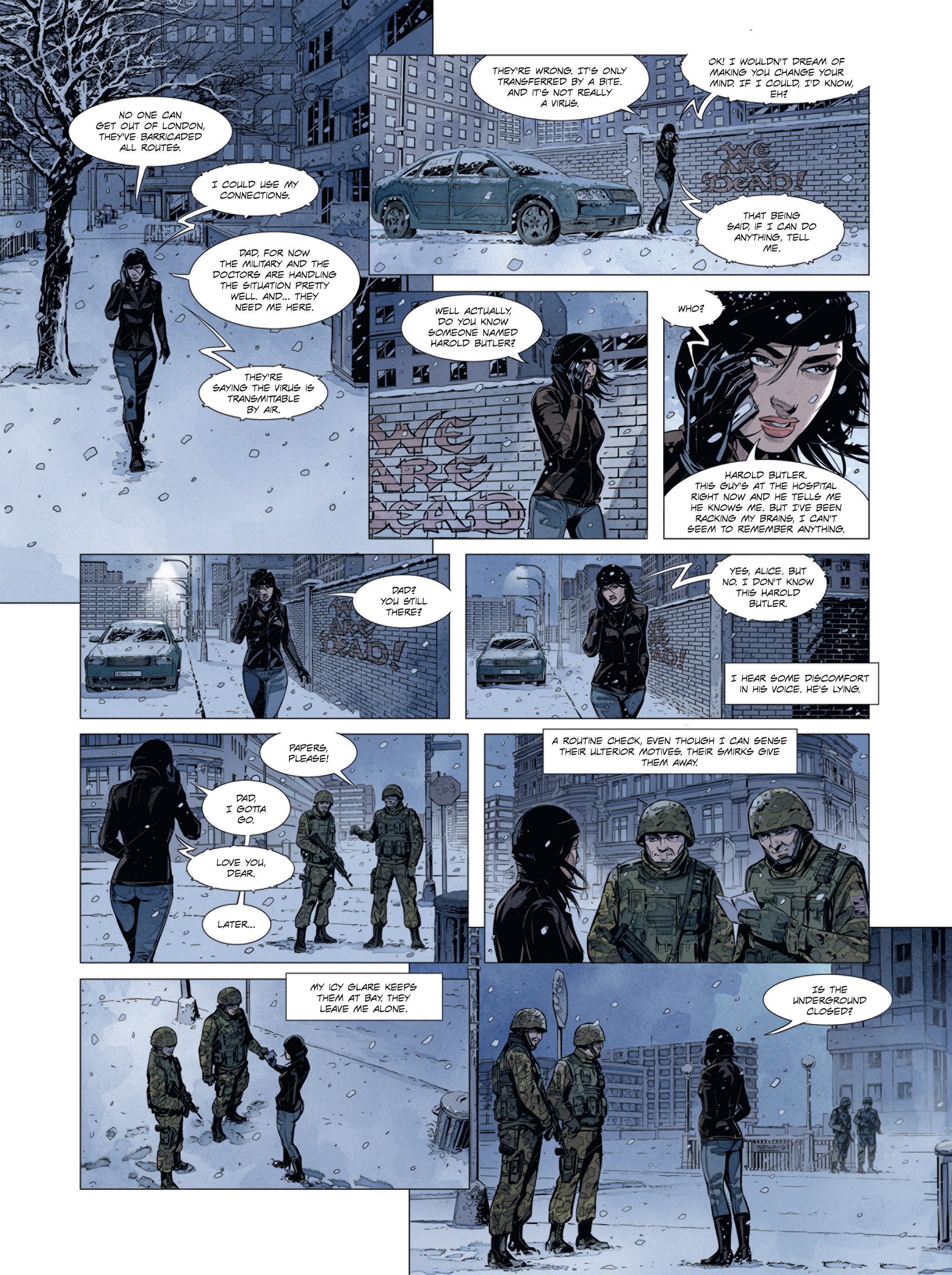 Read online Alice Matheson comic -  Issue #1 - 86