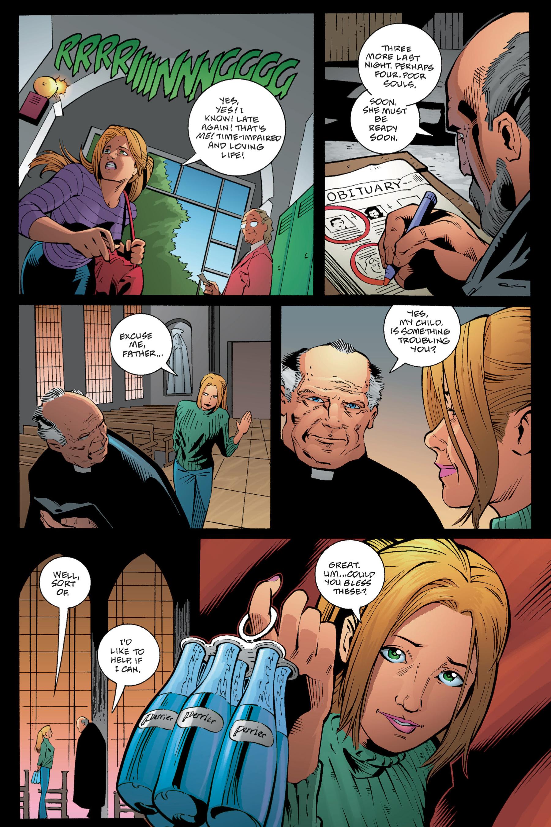 Read online Buffy the Vampire Slayer: Omnibus comic -  Issue # TPB 1 - 65