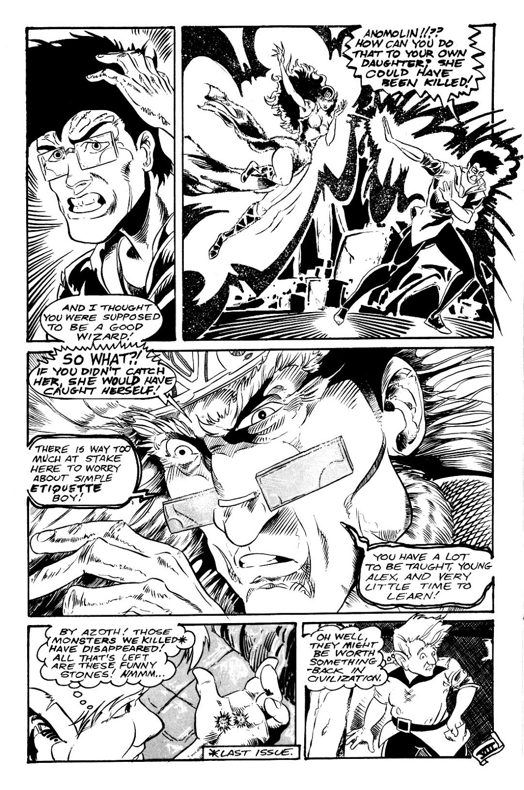 The Realm (1986) issue 20 - Page 12
