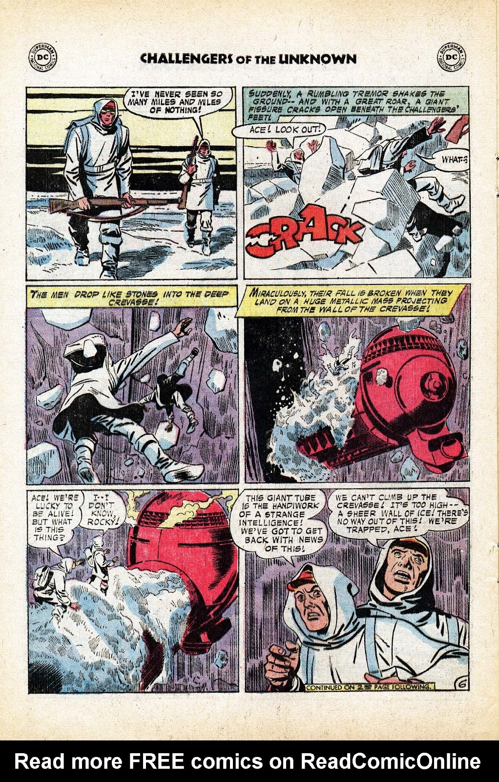 Challengers of the Unknown (1958) issue 80 - Page 8