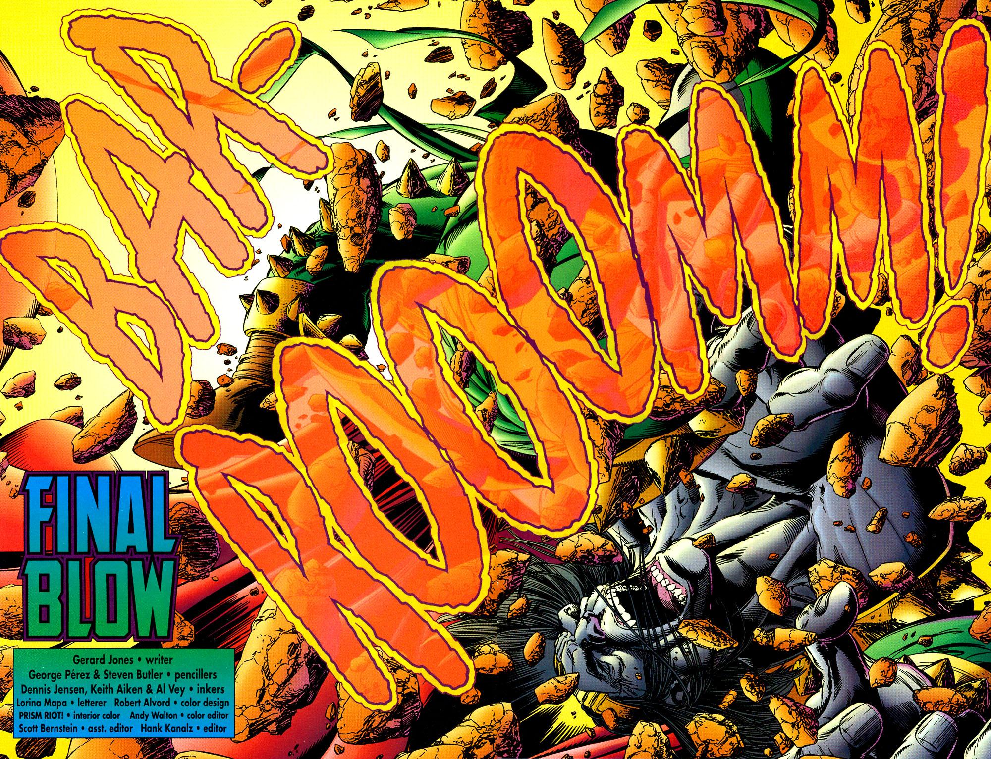 Read online UltraForce (1994) comic -  Issue #6 - 3