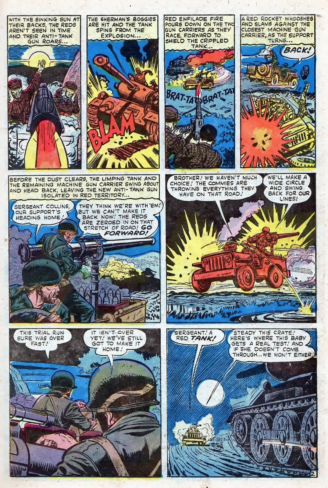 Combat (1952) issue 8 - Page 13