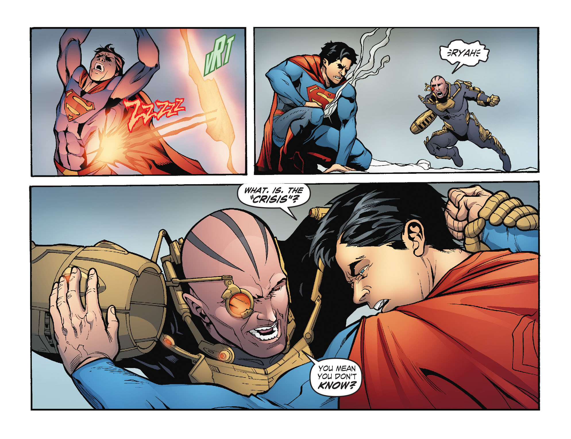 Read online Smallville: Alien comic -  Issue #6 - 19
