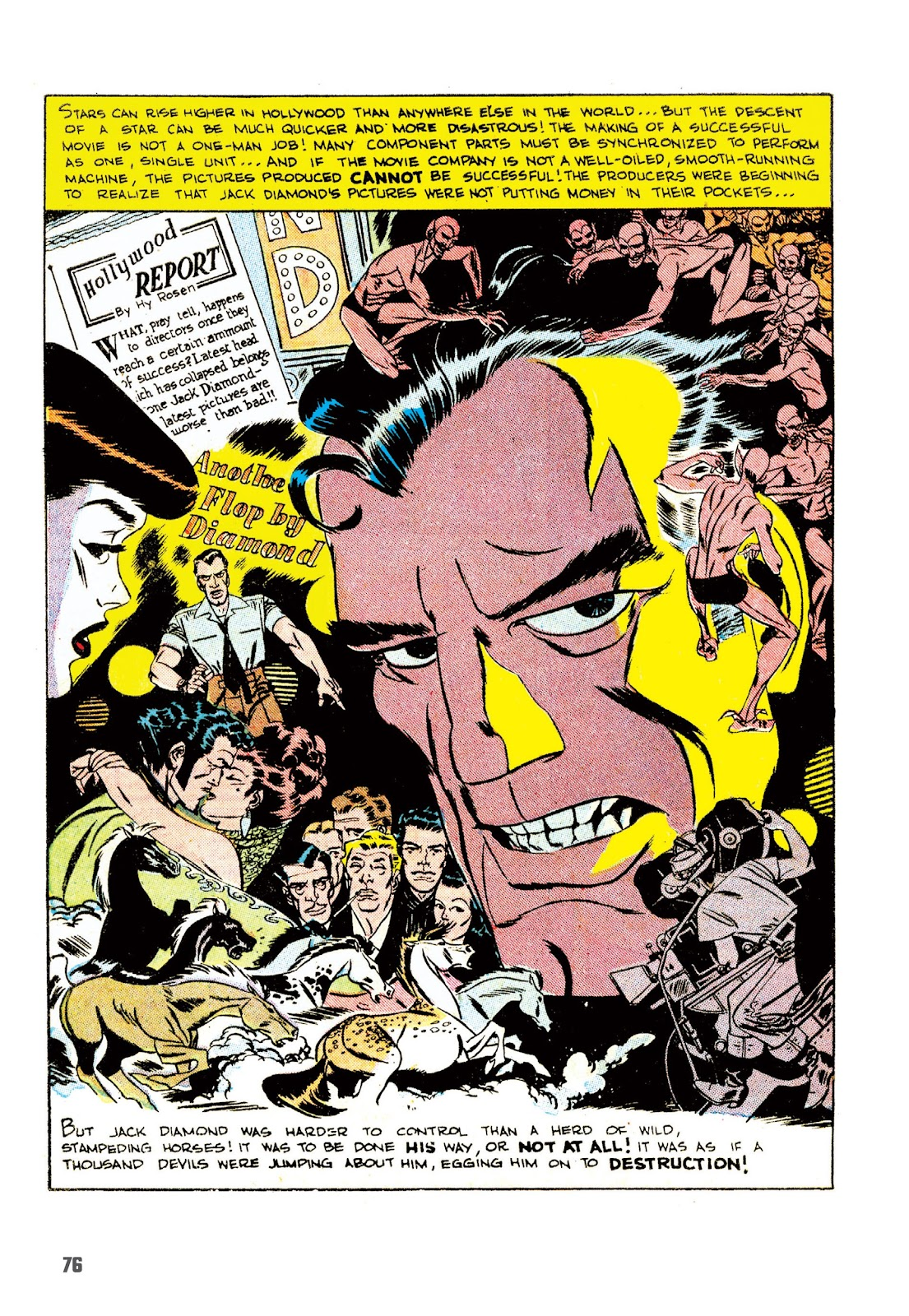 Read online The Joe Kubert Archives comic -  Issue # TPB (Part 1) - 87