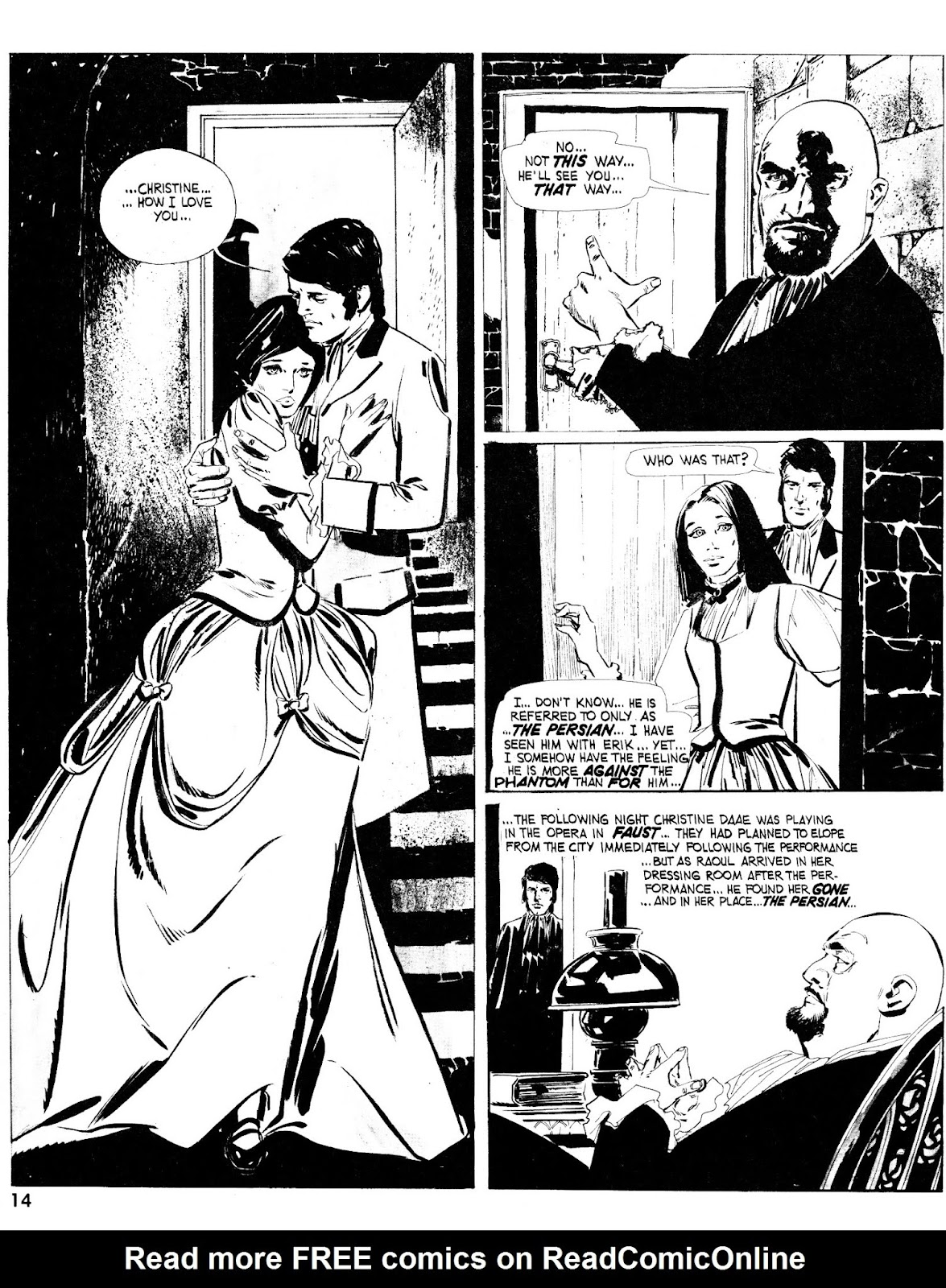 Scream (1973) issue 3 - Page 14
