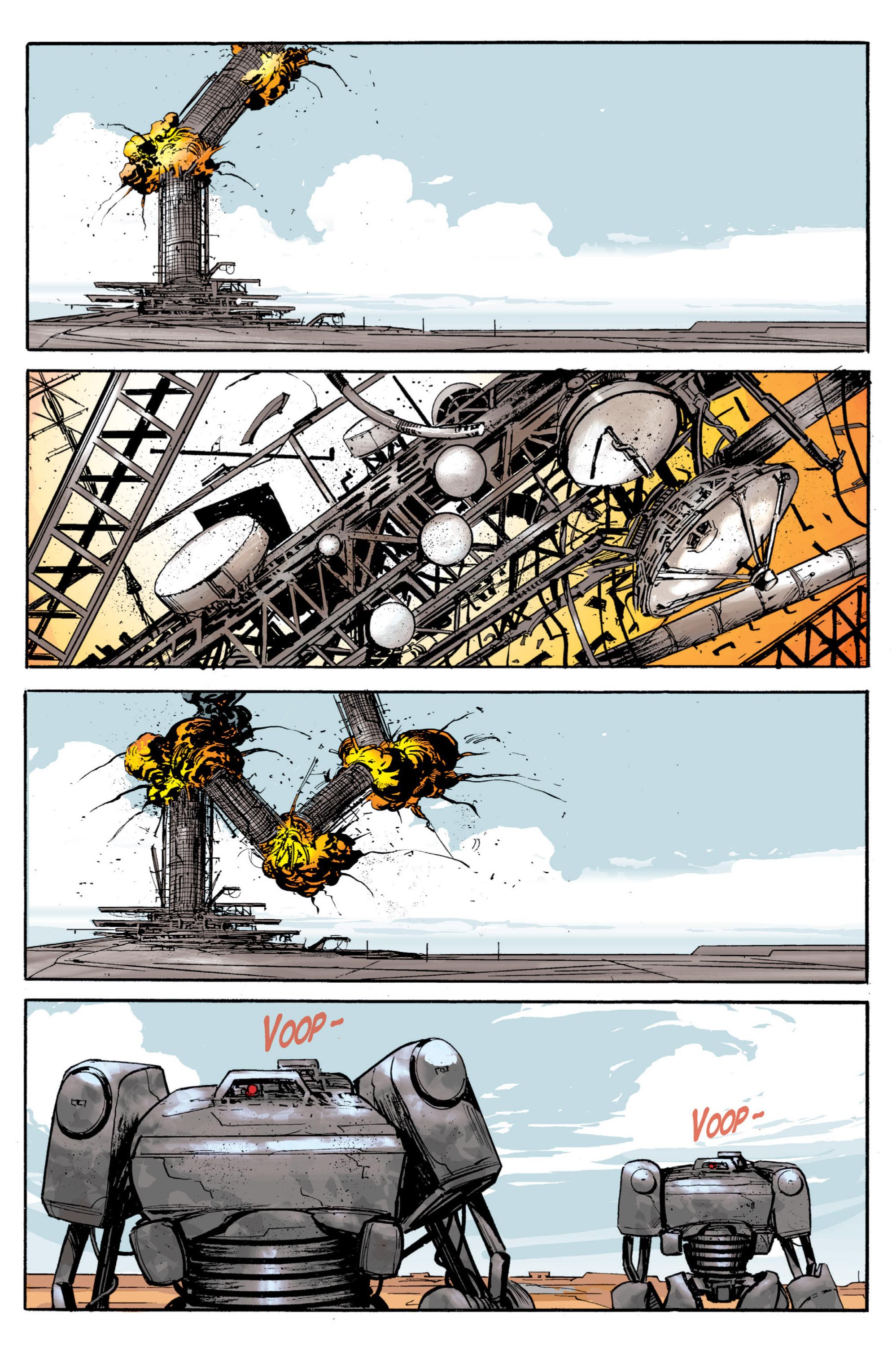 Read online Planetoid comic -  Issue # TPB - 158