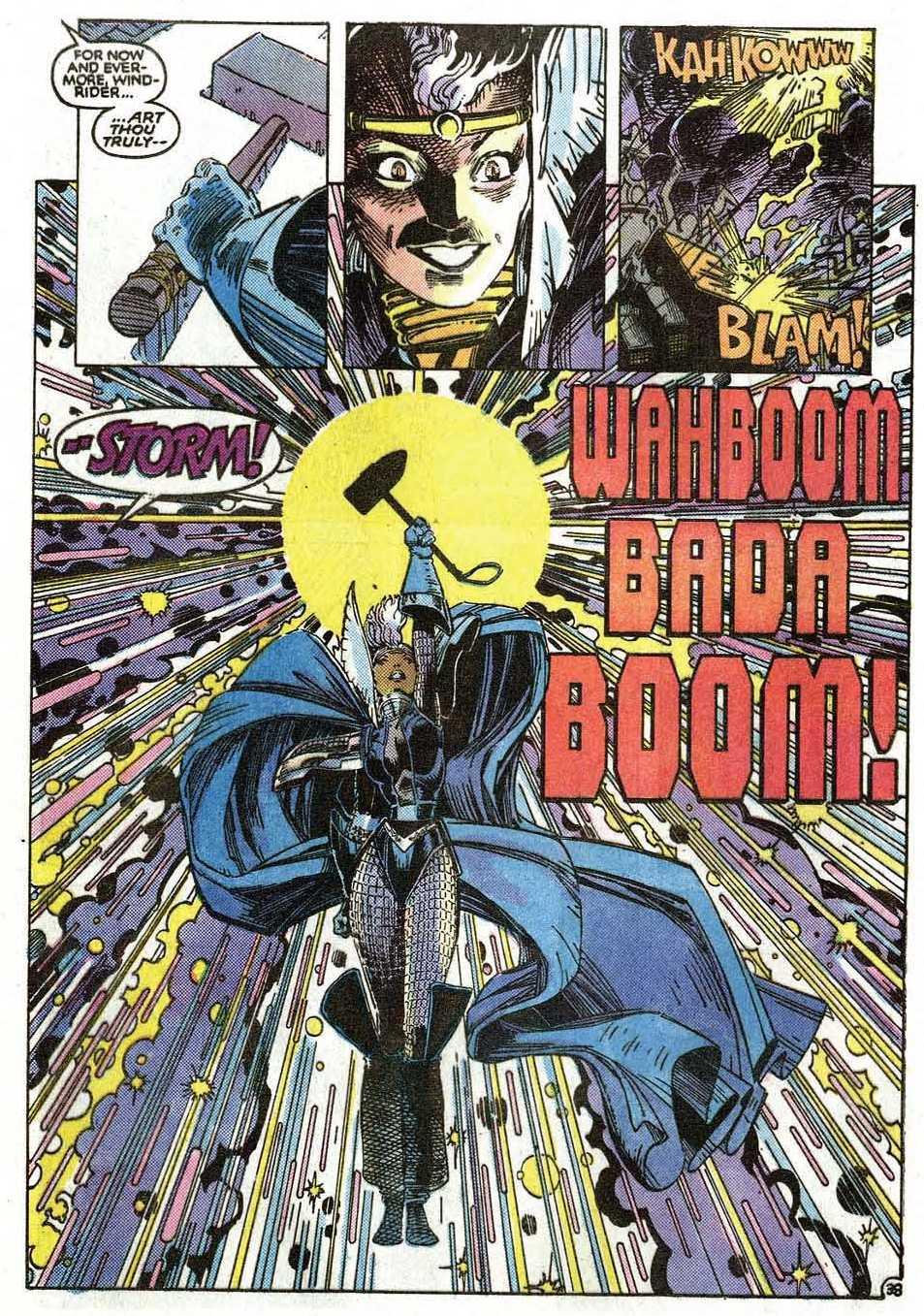 Read online Uncanny X-Men (1963) comic -  Issue # _Annual 9 - 40