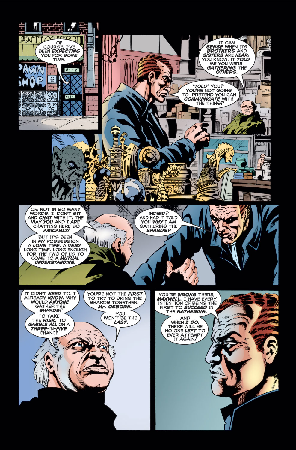 The Amazing Spider-Man (1963) 440 Page 6