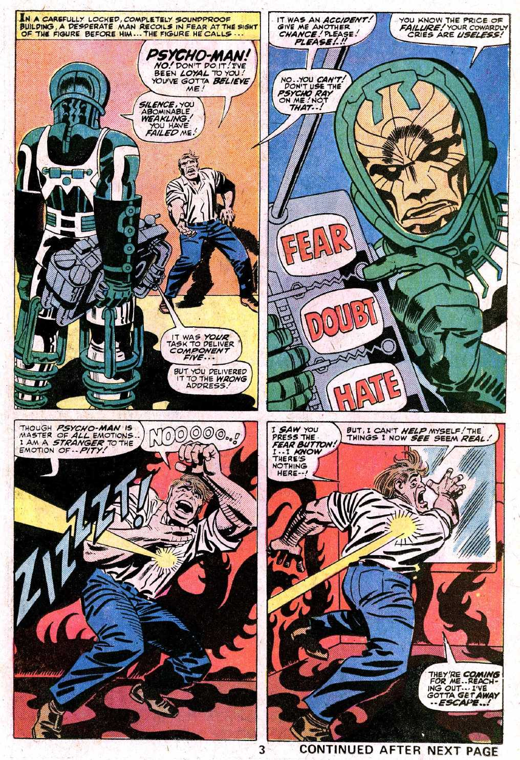 Giant-Size Fantastic Four issue 5 - Page 5