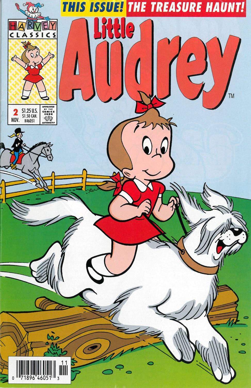 Little Audrey 2 Page 1
