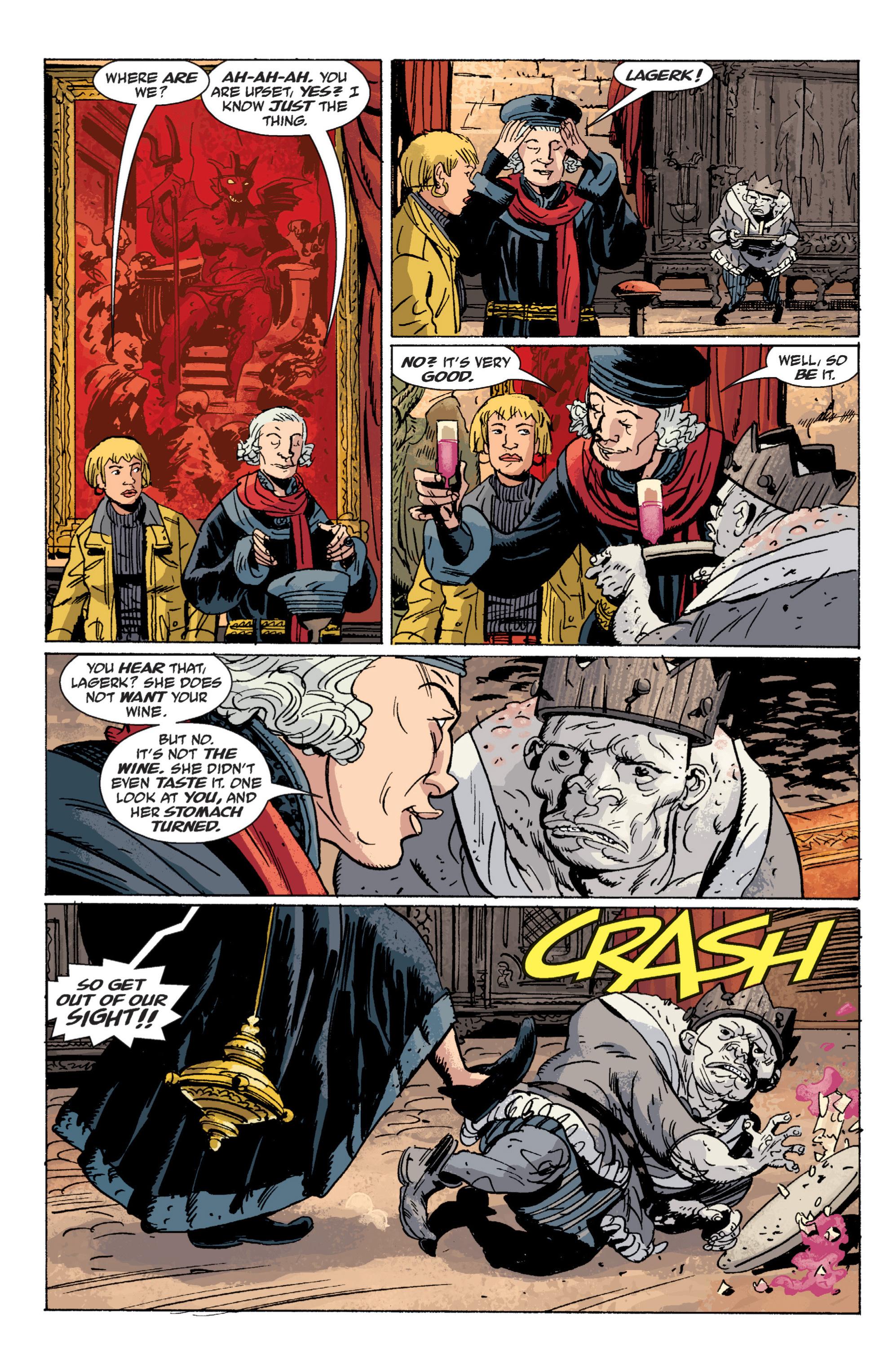 Read online B.P.R.D. (2003) comic -  Issue # TPB 6 - 47