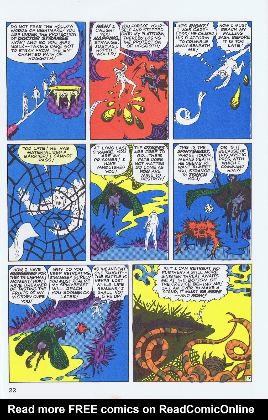 Doctor Strange: Master of the Mystic Arts issue TPB - Page 20