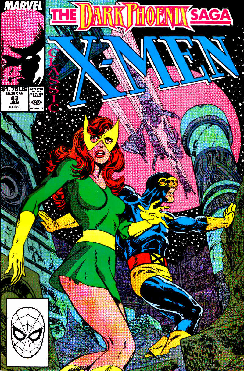 Classic X-Men 43 Page 1