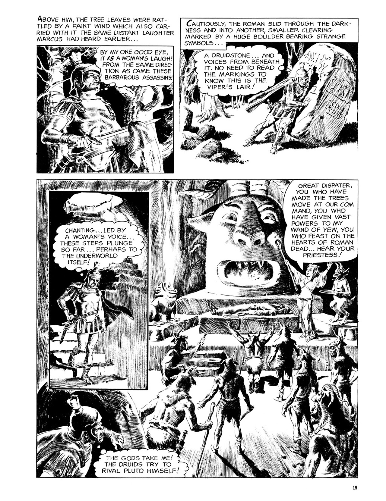 Read online Eerie Archives comic -  Issue # TPB 2 - 20