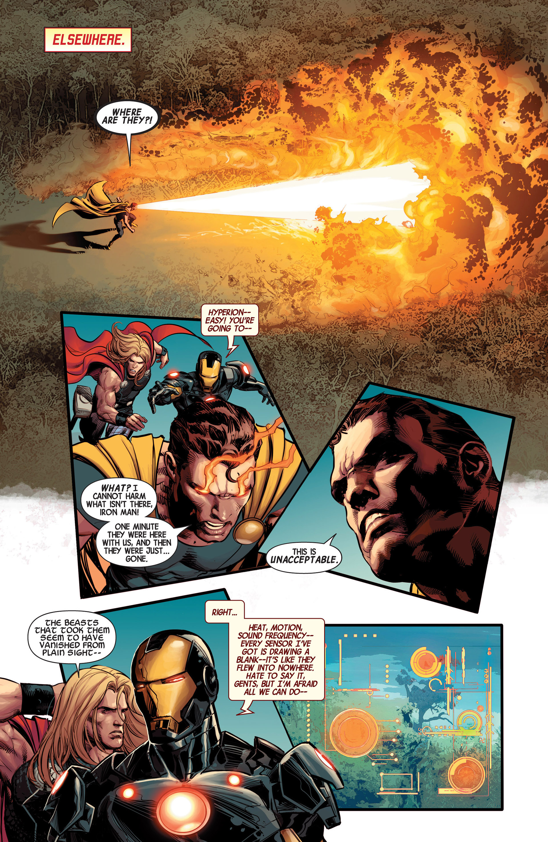 Read online Avengers (2013) comic -  Issue #13 - 7