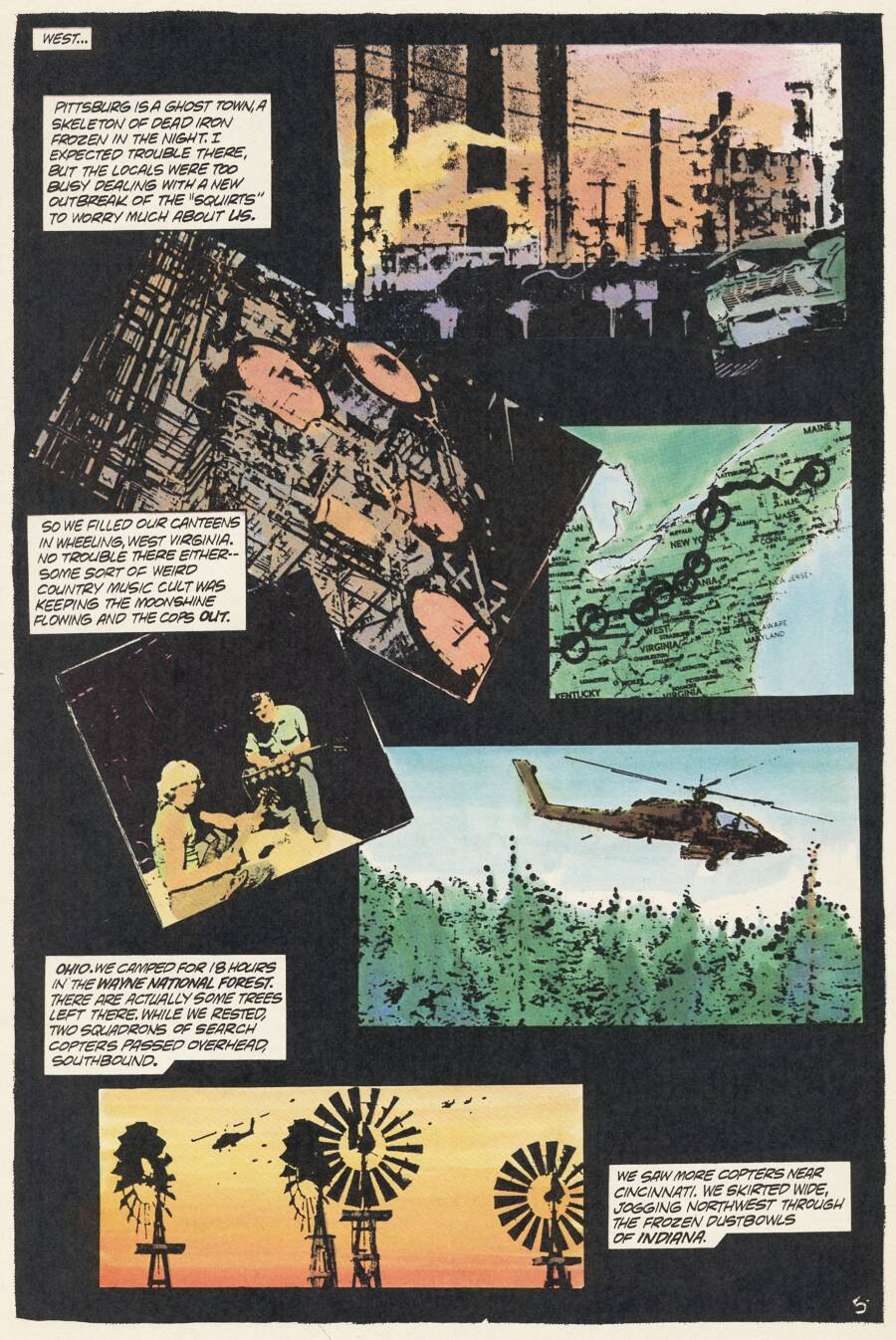 Read online Scout comic -  Issue #17 - 6