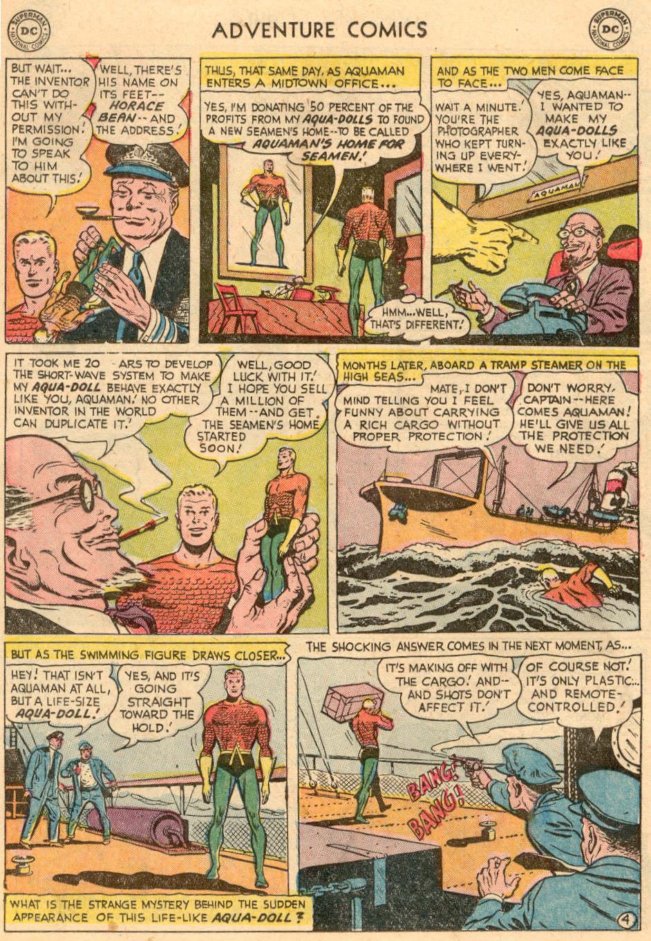 Read online Adventure Comics (1938) comic -  Issue #208 - 18