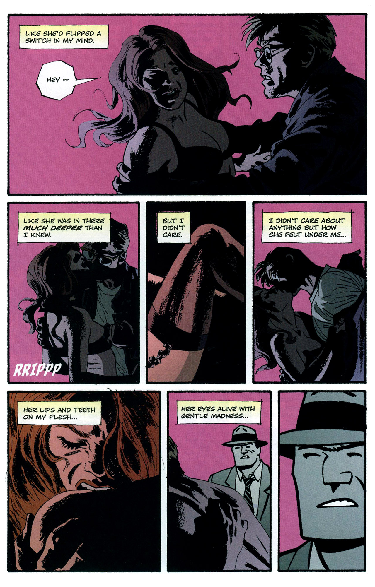 Read online Criminal (2008) comic -  Issue #5 - 16