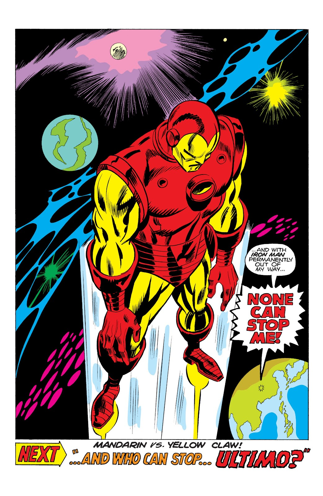Read online Marvel Masterworks: The Invincible Iron Man comic -  Issue # TPB 10 (Part 1) - 43