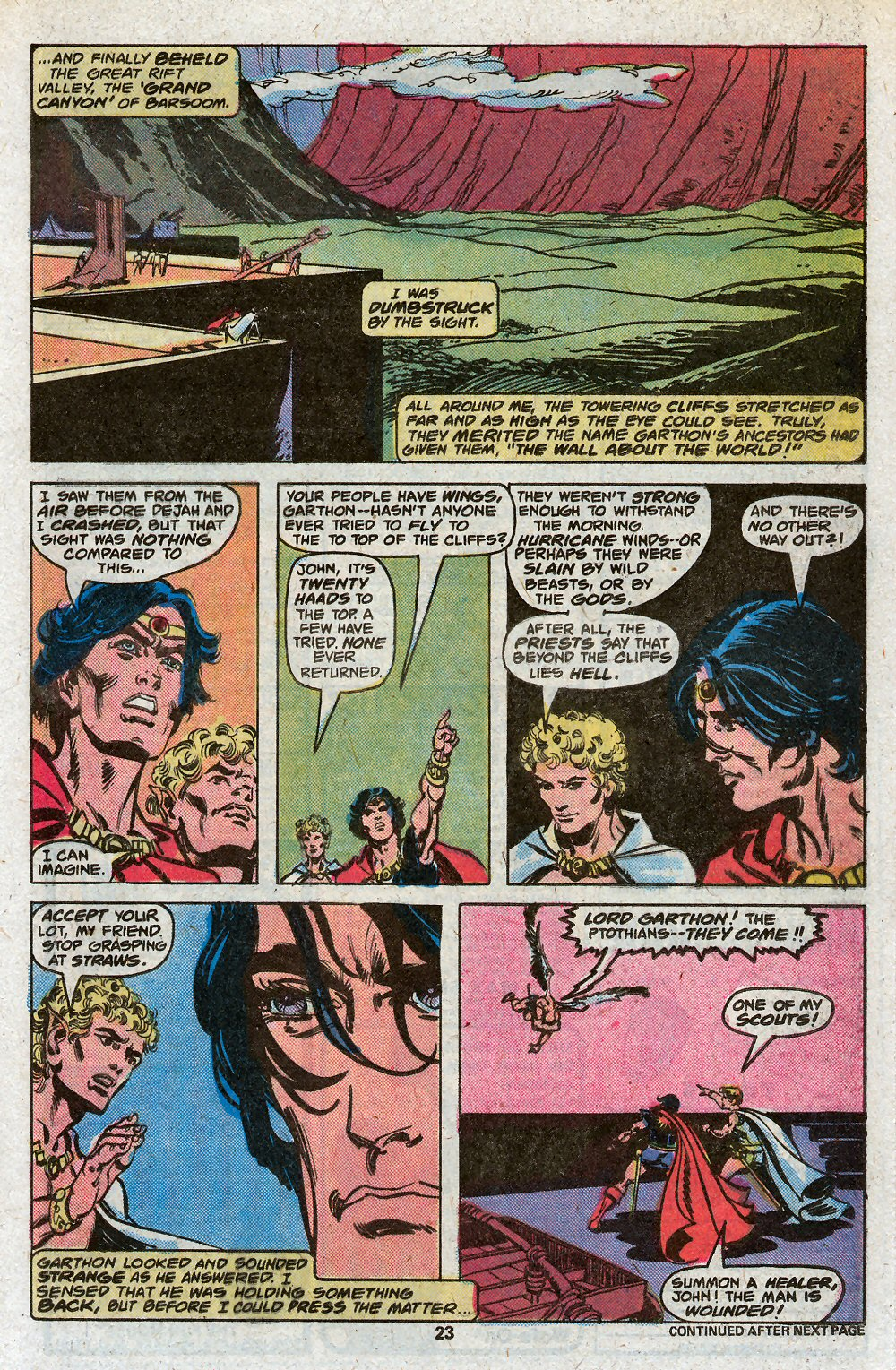 John Carter Warlord of Mars issue 19 - Page 25