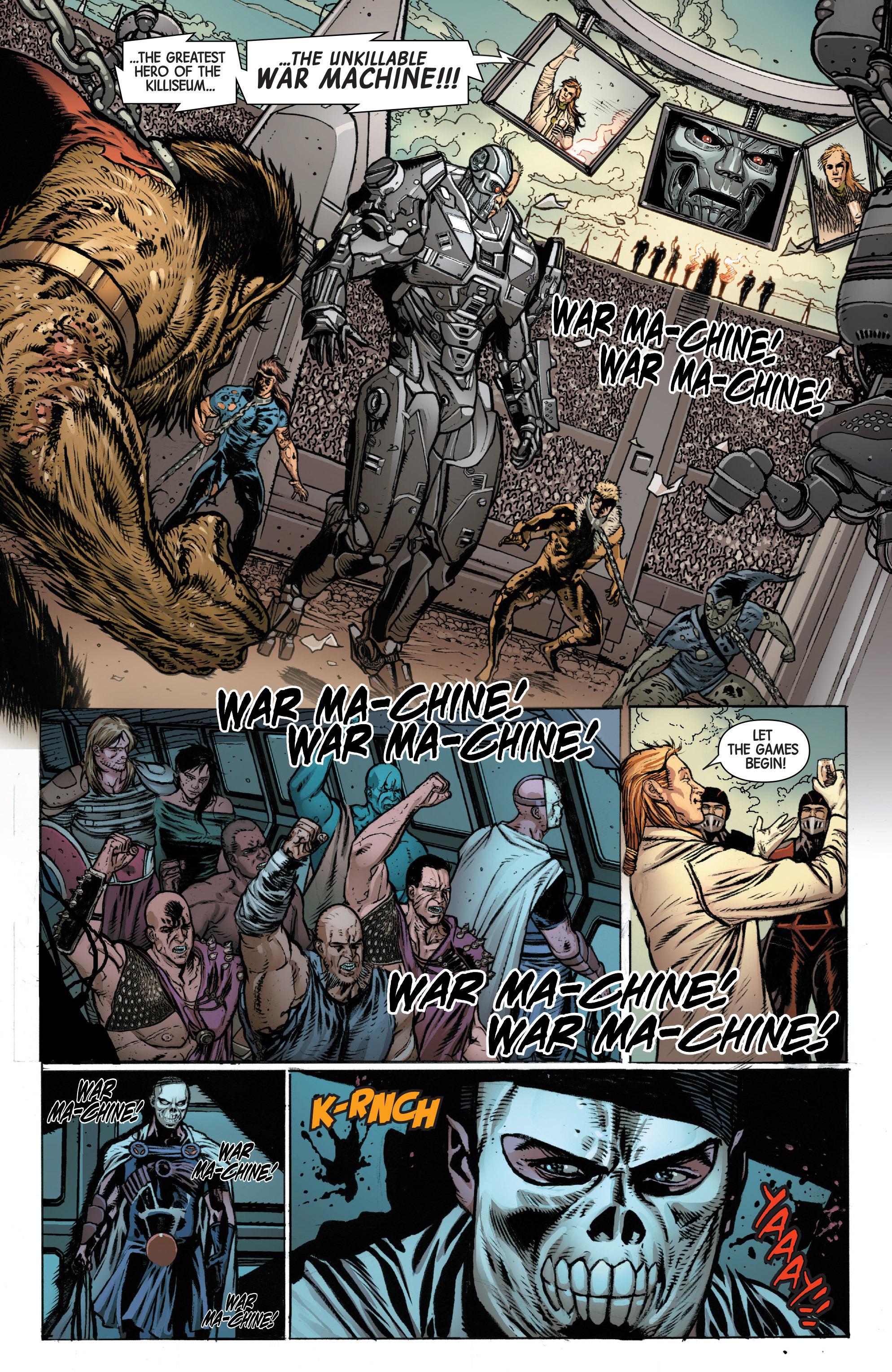Read online Secret Wars: Battleworld comic -  Issue #2 - 15