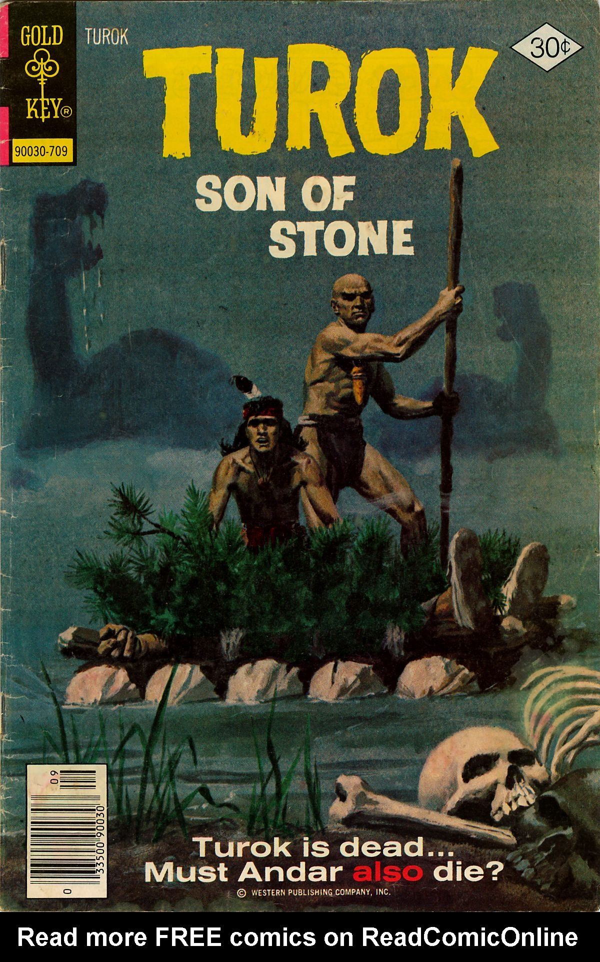 Read online Turok, Son of Stone comic -  Issue #111 - 1