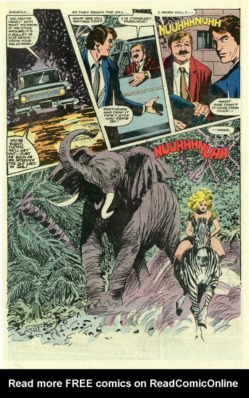 Read online Sheena comic -  Issue #1 - 19