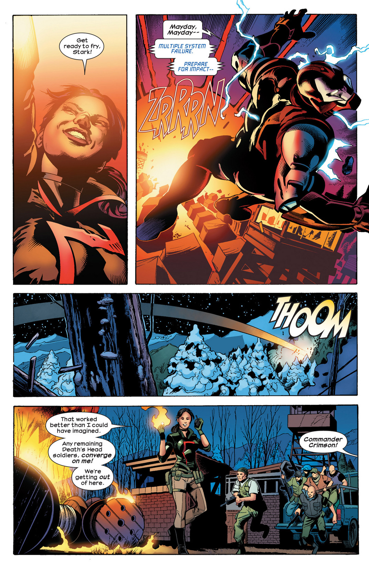 Read online Ultimate Comics Ultimates comic -  Issue #21 - 13
