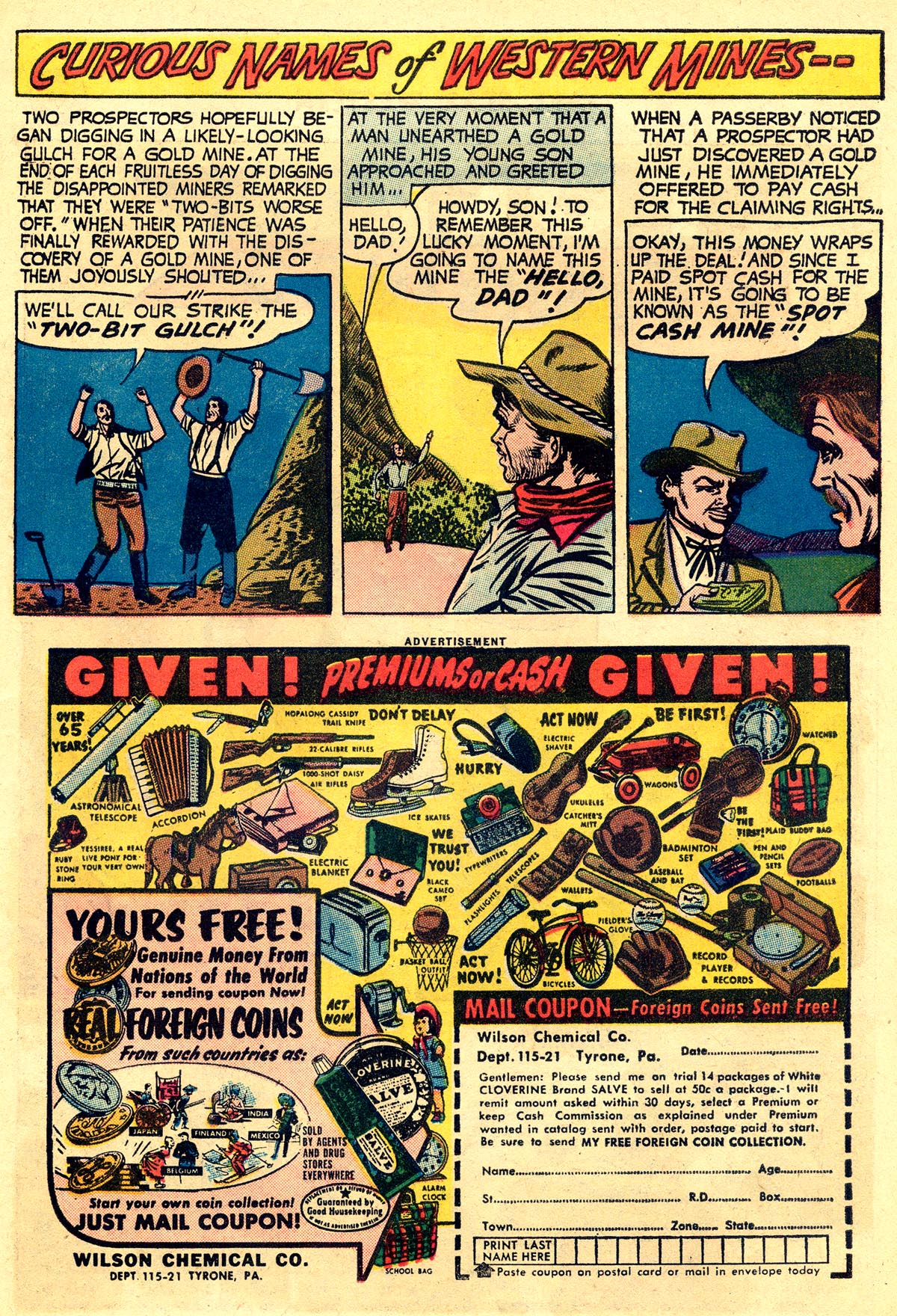 Read online All-Star Western (1951) comic -  Issue #109 - 15