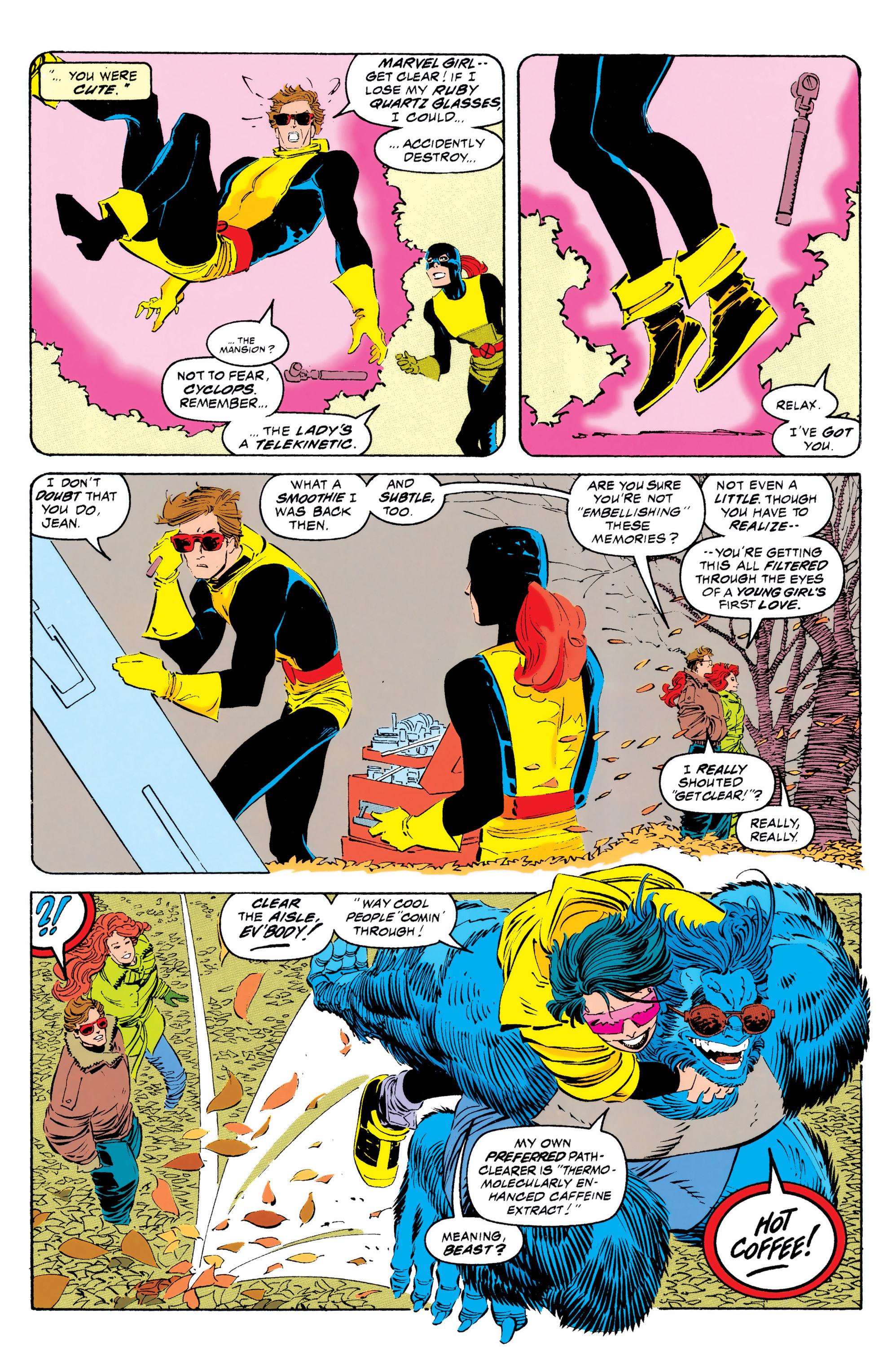 Read online Uncanny X-Men (1963) comic -  Issue #308 - 4