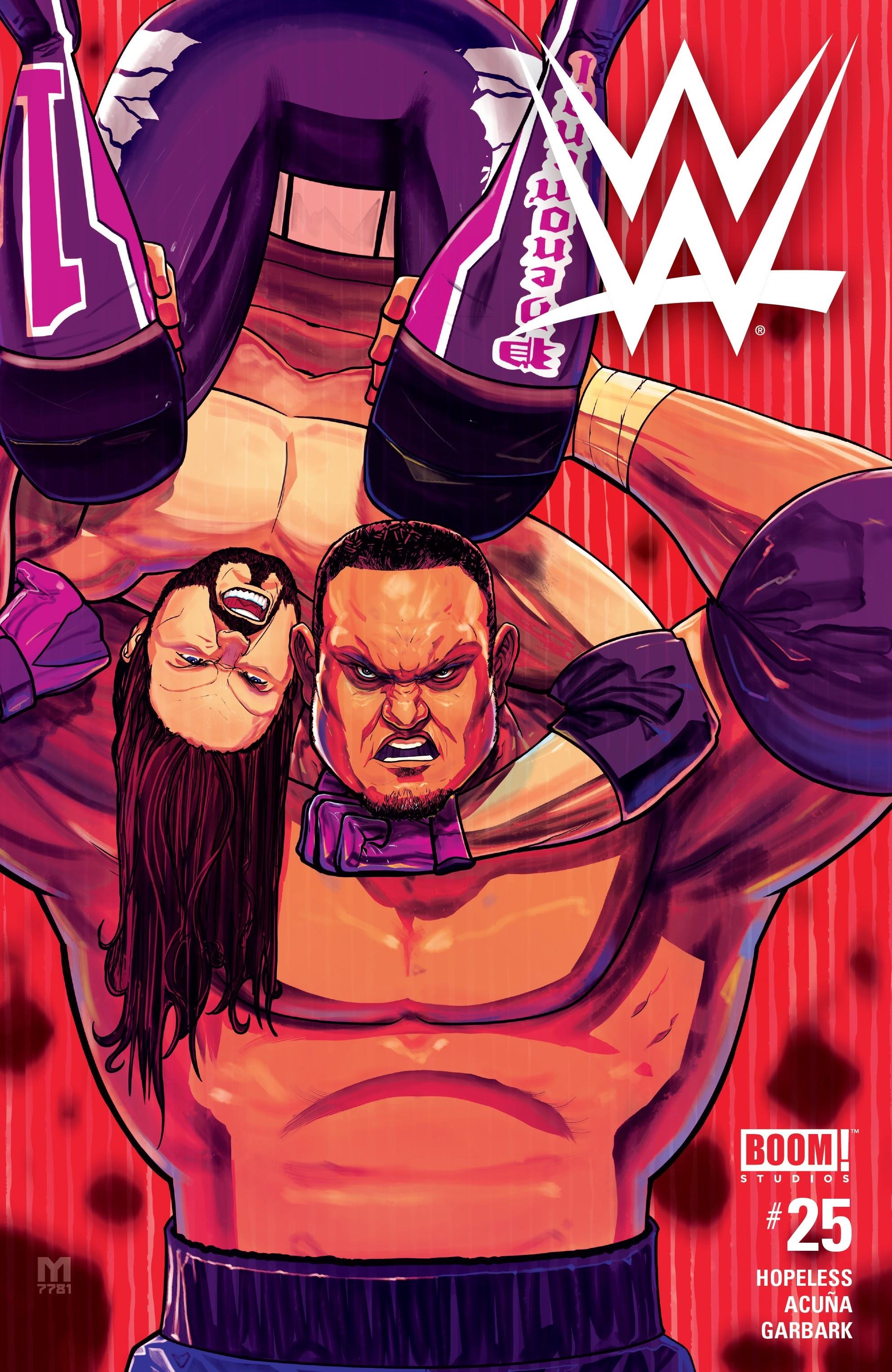 WWE 25 Page 1