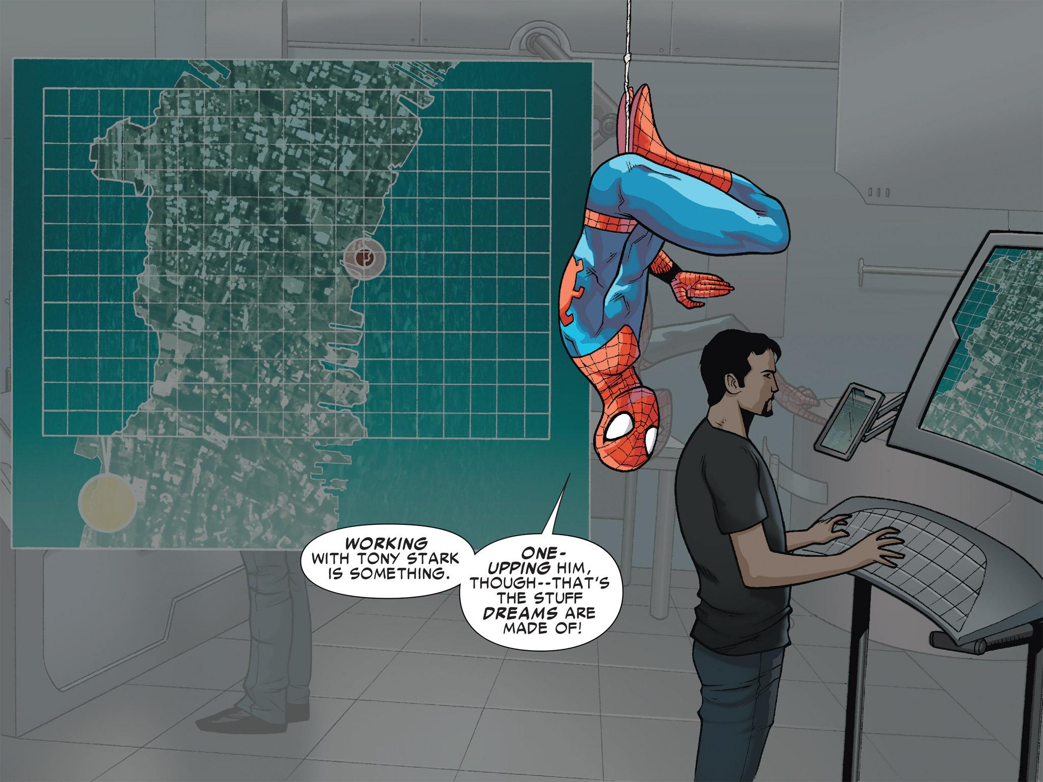 Read online Ultimate Spider-Man (Infinite Comics) (2016) comic -  Issue #4 - 17