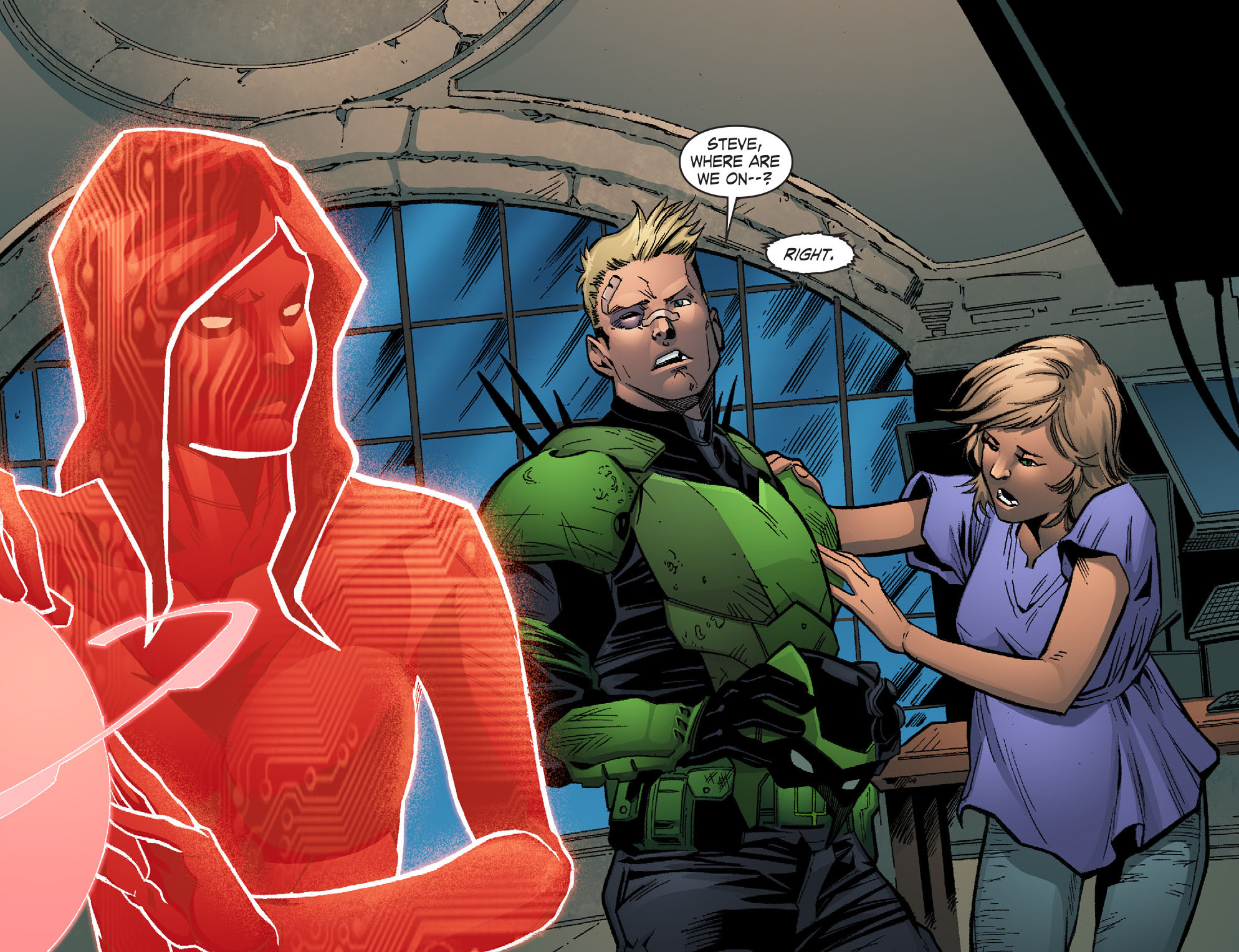 Read online Smallville: Lantern [I] comic -  Issue #10 - 6