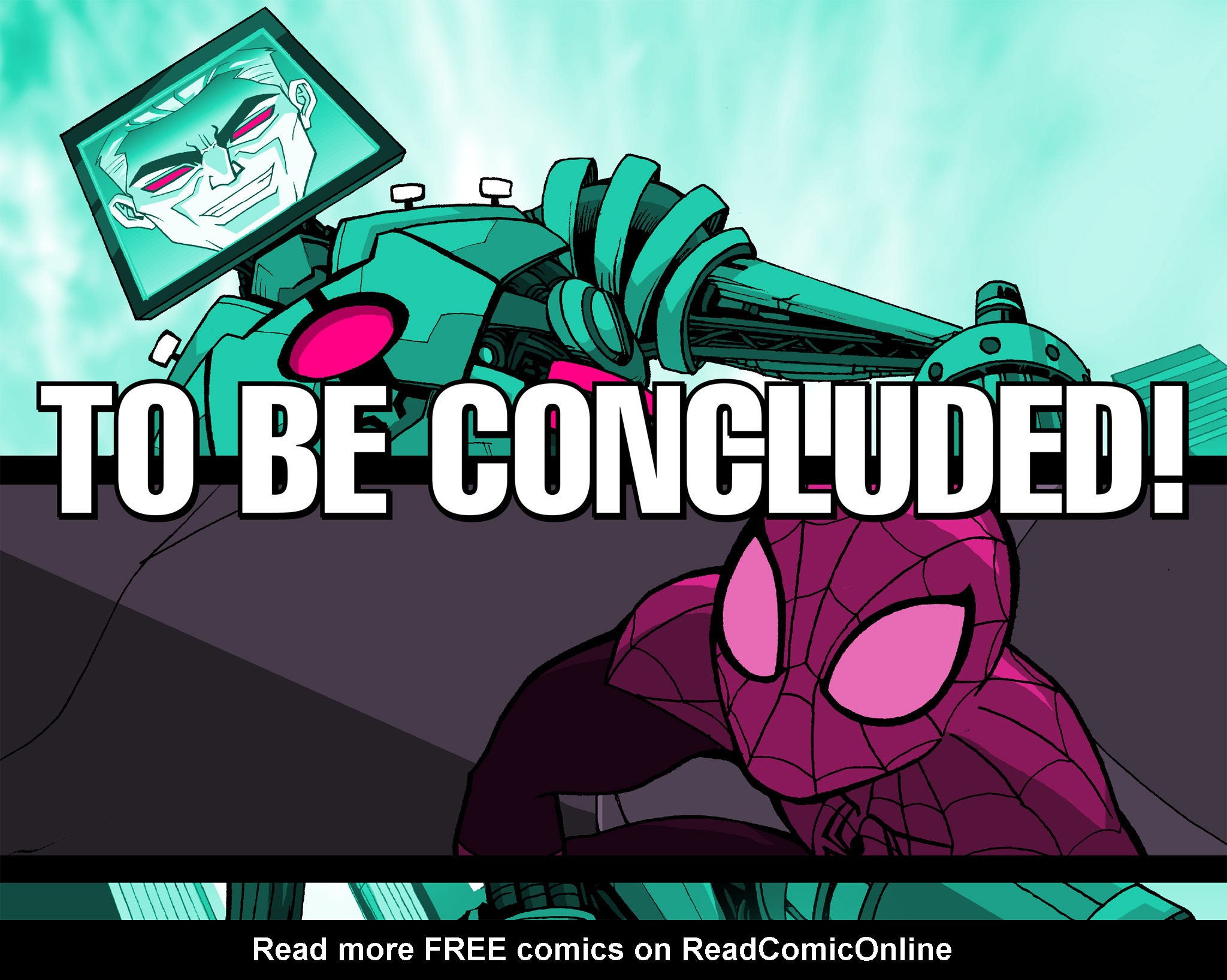 Read online Ultimate Spider-Man (Infinite Comics) (2015) comic -  Issue #5 - 45