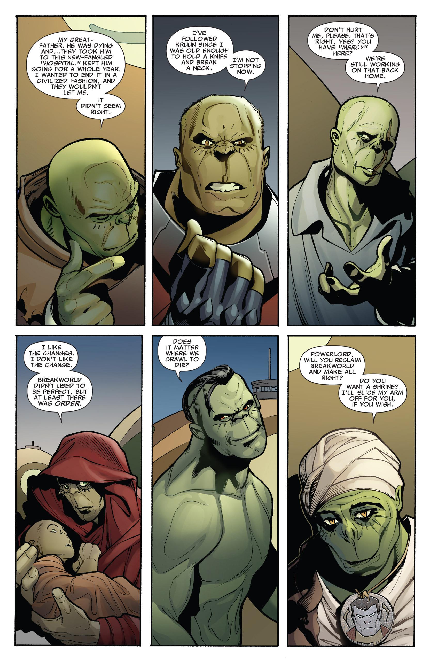 Read online Uncanny X-Men (1963) comic -  Issue #536 - 10
