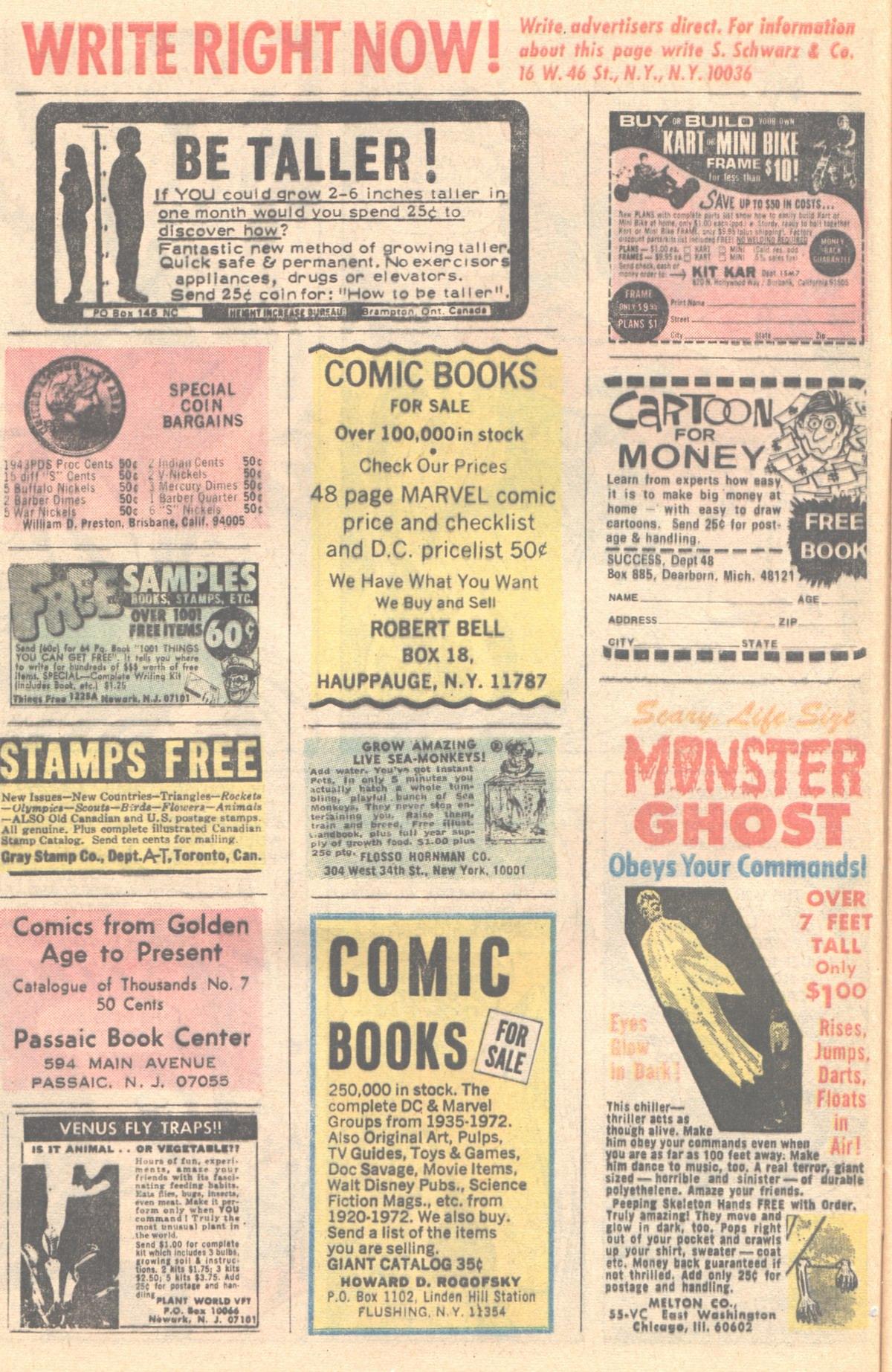 Read online Adventure Comics (1938) comic -  Issue #414 - 12