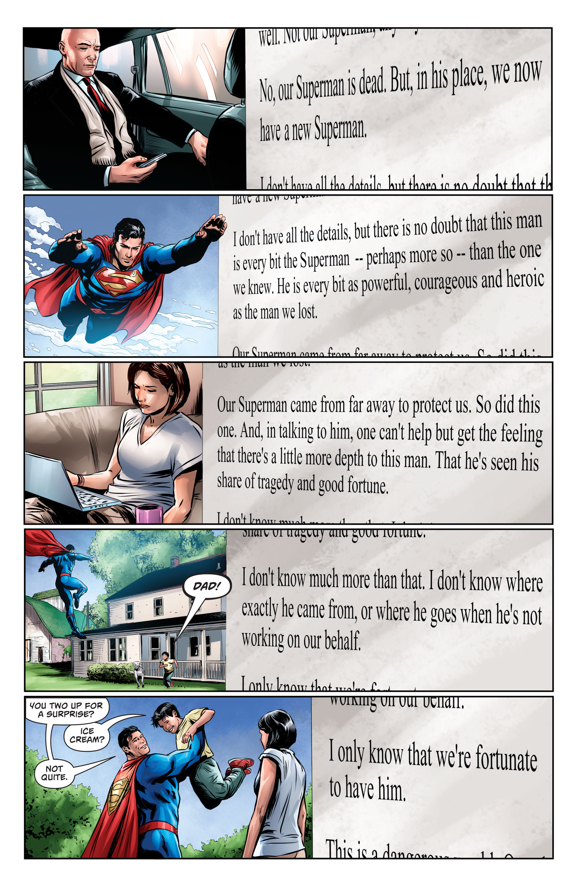 Read online Action Comics (2016) comic -  Issue #964 - 19