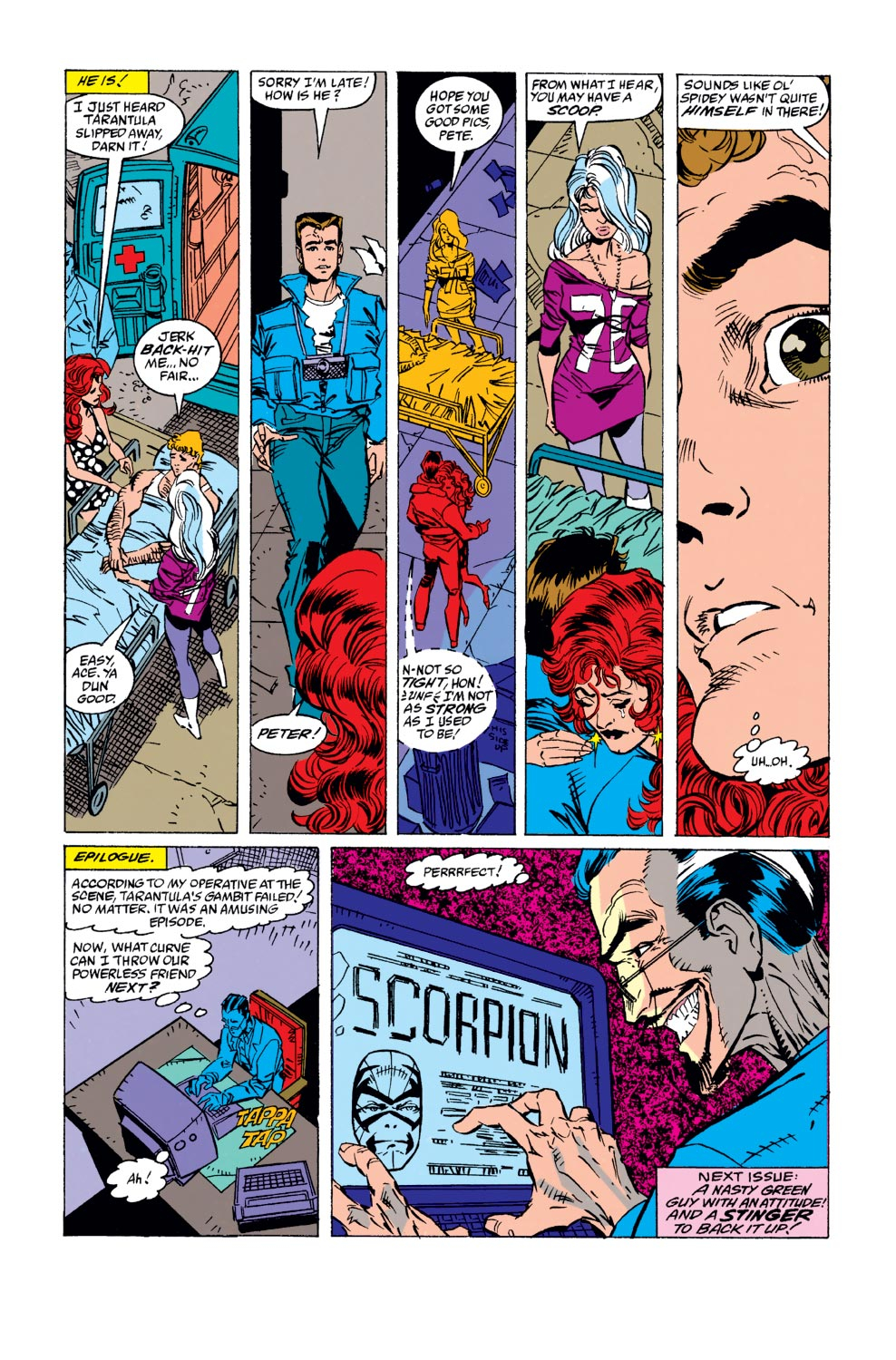 The Amazing Spider-Man (1963) 341 Page 22
