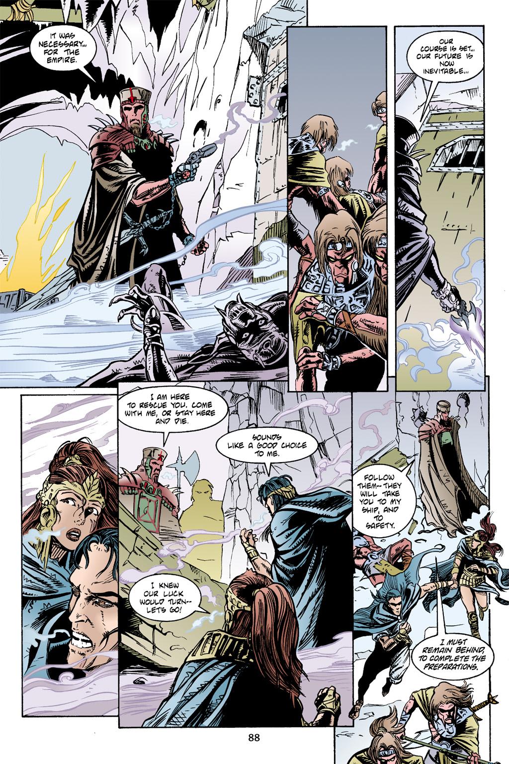 Read online Star Wars Omnibus comic -  Issue # Vol. 4 - 85