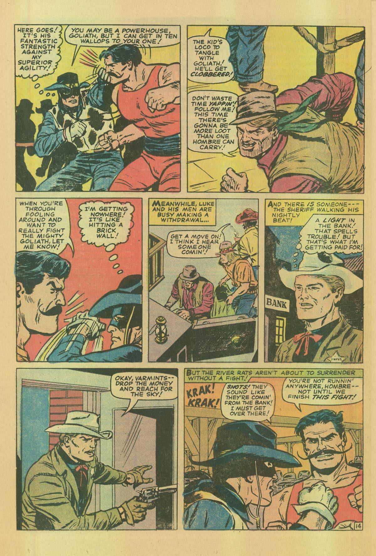 Read online Two-Gun Kid comic -  Issue #114 - 24