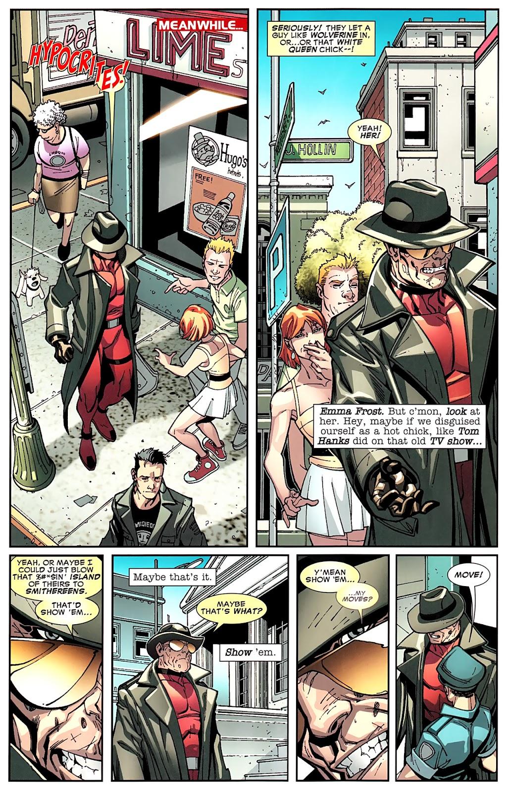 Read online Deadpool (2008) comic -  Issue #16 - 6