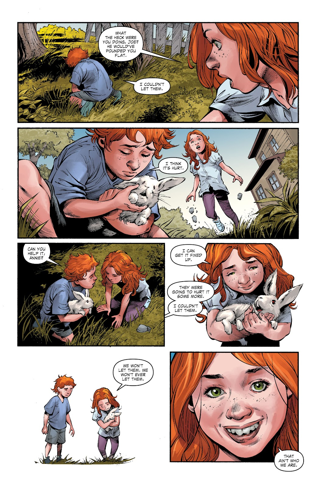 Read online The Curse of Brimstone: Ashes comic -  Issue # TPB (Part 2) - 13