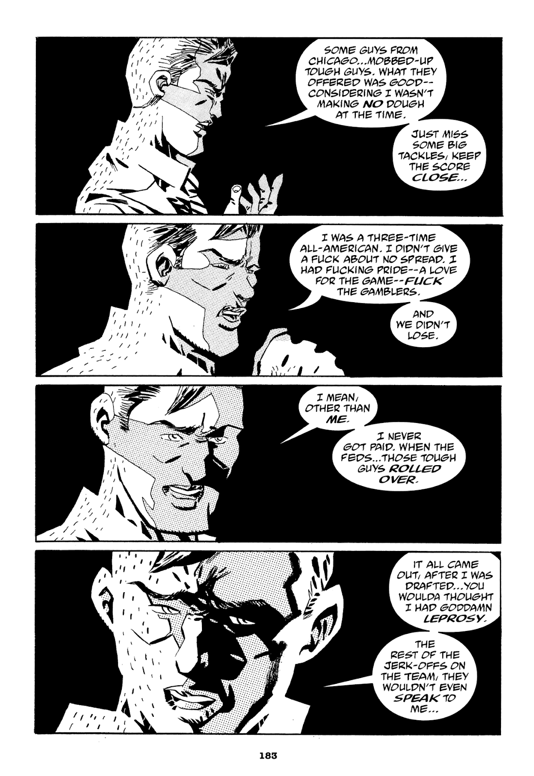 Read online Filthy Rich comic -  Issue # TPB (Part 2) - 88