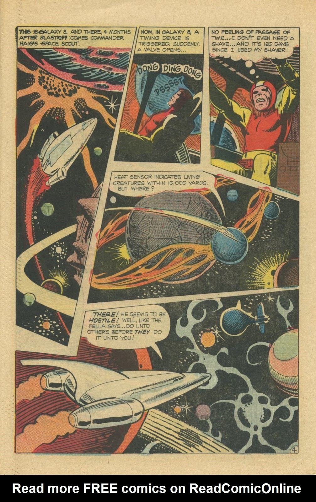Space Adventures (1968) issue 8 - Page 26