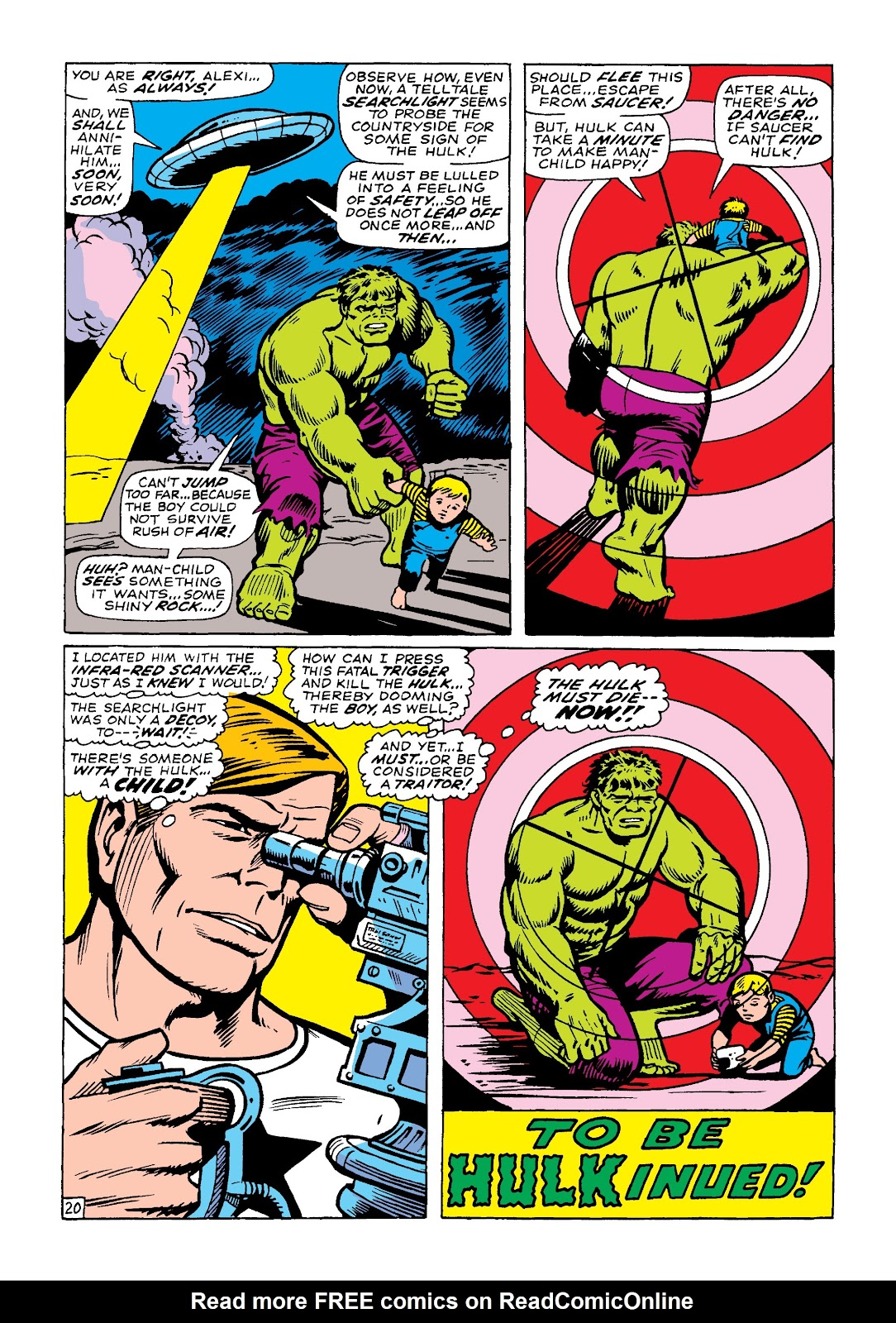 Read online Marvel Masterworks: The Incredible Hulk comic -  Issue # TPB 4 (Part 1) - 90