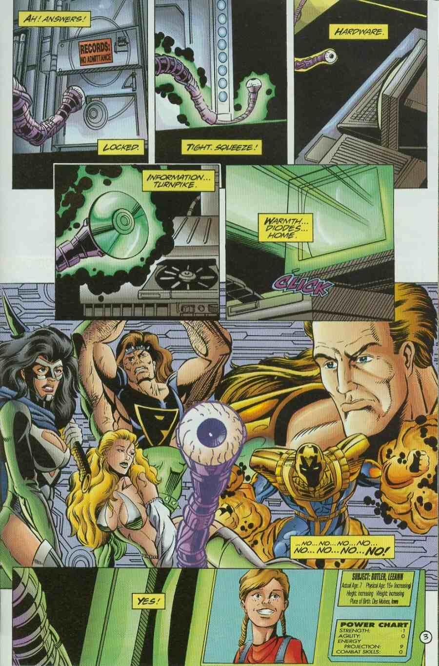 Read online Ultraverse Premiere comic -  Issue #6 - 23