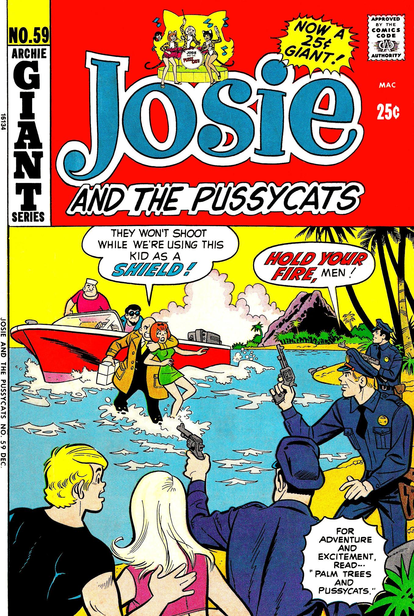 Read online She's Josie comic -  Issue #59 - 1