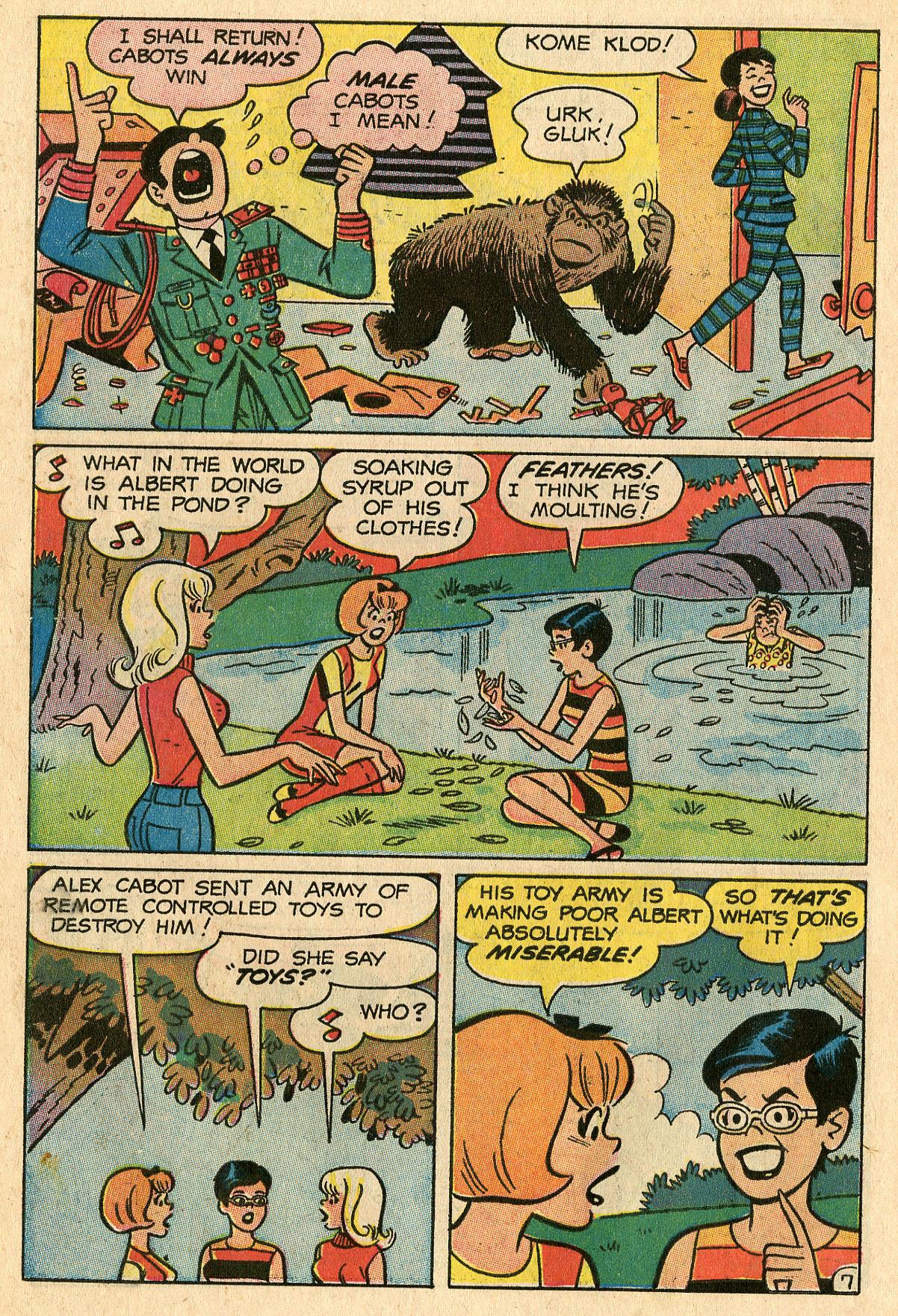 Read online She's Josie comic -  Issue #29 - 30