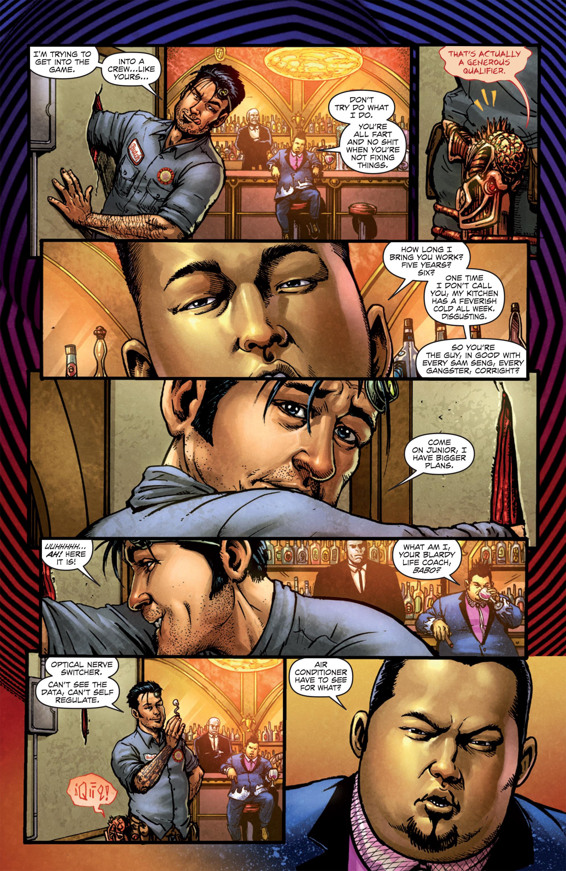 Read online Ballistic (2013) comic -  Issue #1 - 8
